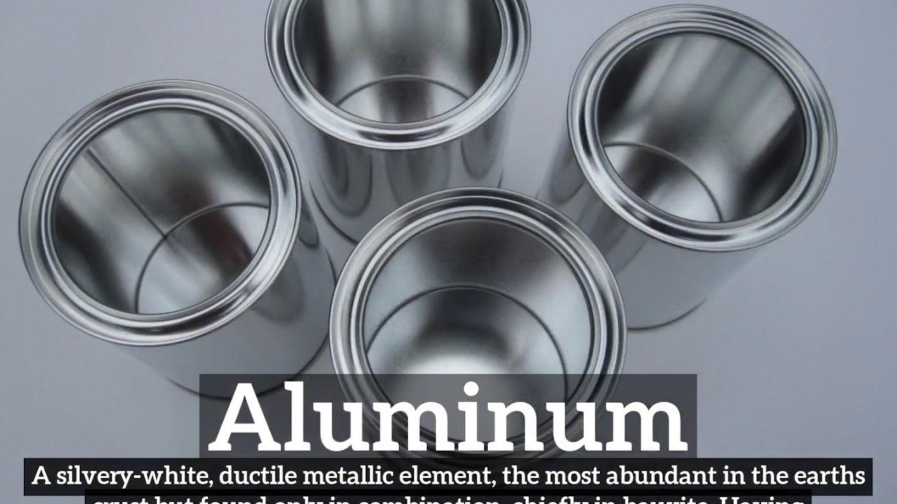 What is aluminum