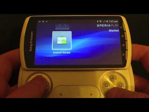 Official ICS Xperia PLAY Beta