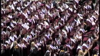 mhs graduation school song and celebration