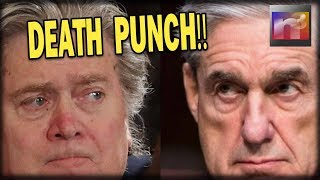 UH-OH! Mueller Just threw a DEATH PUNCH at Trump With What He's FORCING Steve Bannon to do!