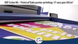 full colour poster printing an a0