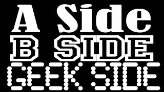 A Side, B Side, Geek Side: Episode 7 - Quickie Book Club