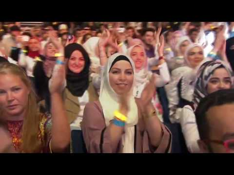 ماهر زين | تدرون 2016 حفل قمرة | Maher Zain Tadroon Qomrah