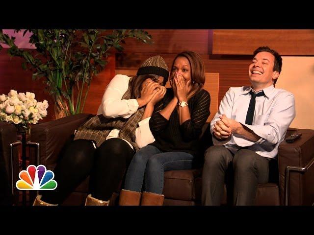 Mariah Carey Surprises Super Fans with