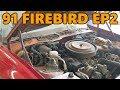 1991 Pontiac Firebird Project Lift Struts and Various Small Parts (Ep.2)