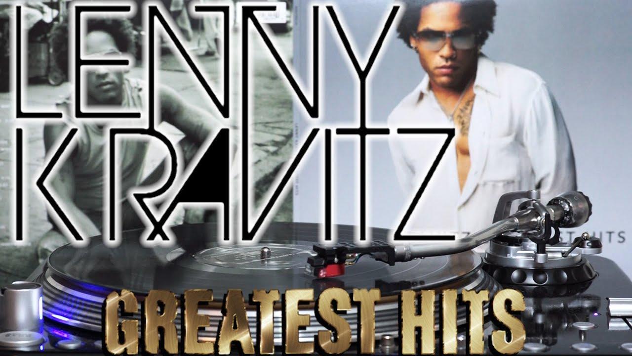 Lenny Kravitz Greatest Hits VINYL 180g 2018