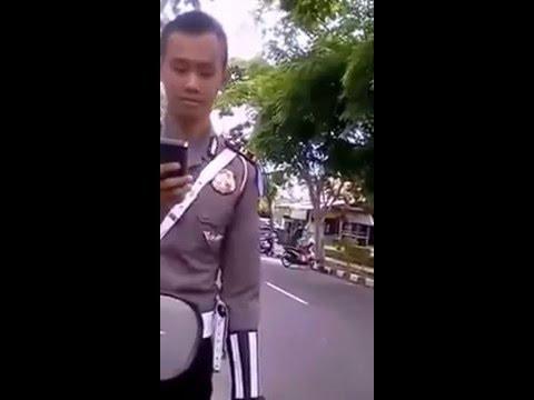 Razia Polisi Tidak Bisa Menunjukkan Surat Perintah Tugas