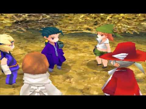 Let's Play Final Fantasy III DS #008 Desch