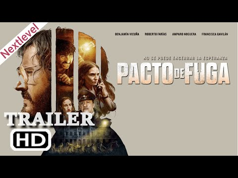 PACTO DE FUGA (Jailbreak Pact) Official Trailer 2020 [SPANISH] Action / Thriller Movie