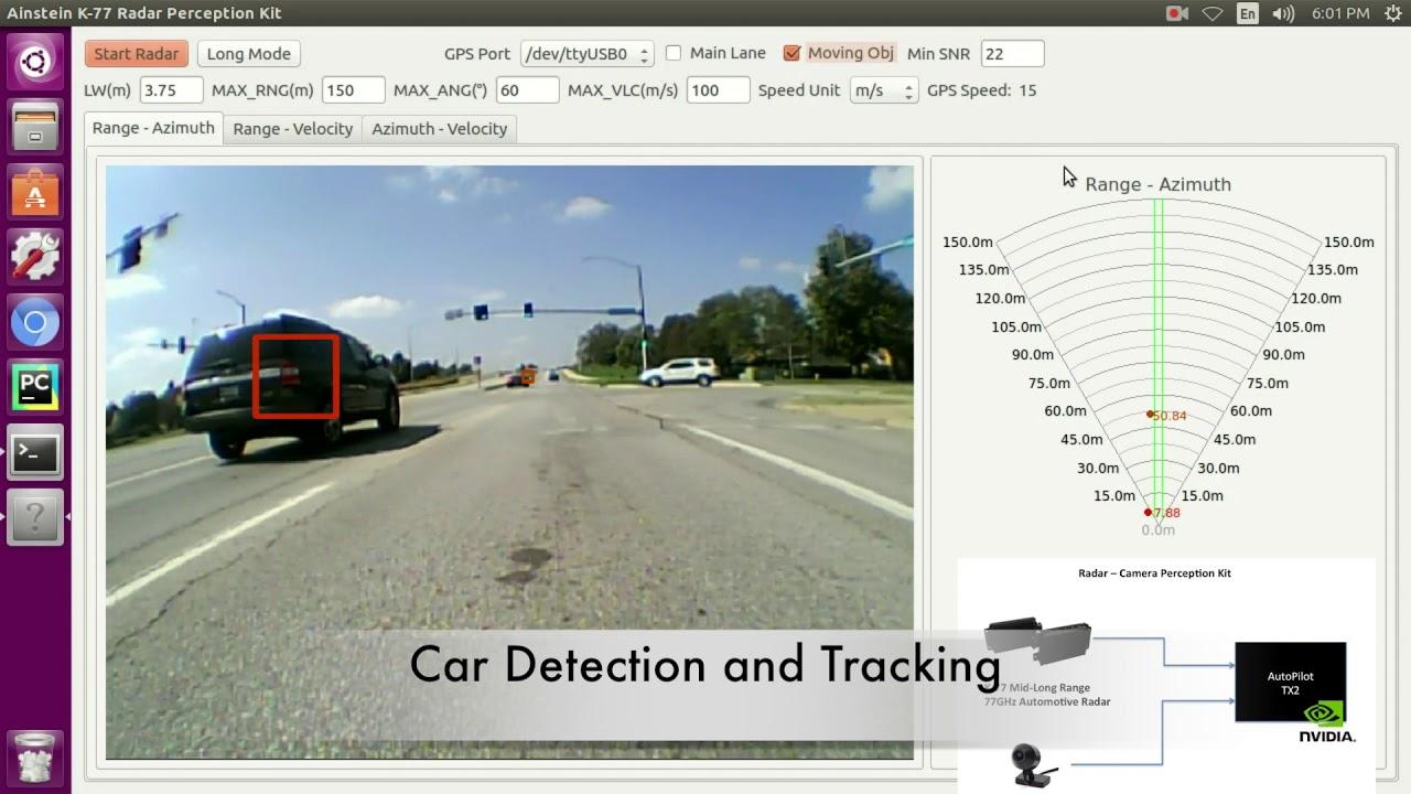 Ainstein Introduces 77 GHz Automotive Safety Radar - Ainstein