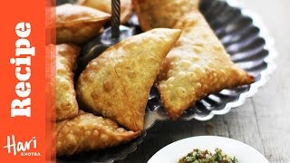 How To Cook Authentic Indian Samosa With Hari Ghotra