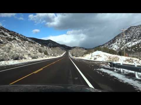 Singing Road Route 66 America the Beautiful Tijeras NM
