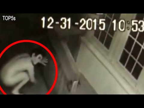 5 Scary CCTV Videos You Should NOT Watch Alone...