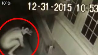 5 Disturbing Surveillance Camera Videos You Should NOT Watch Alone...