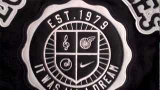 luego guirnalda Crítico  Custom Nike Destroyer Jacket Unboxing - YouTube