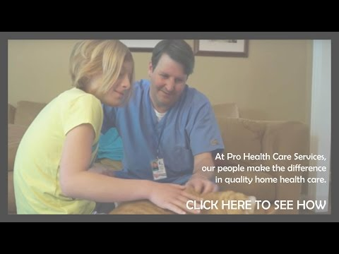 Pro Health Care Services Employment