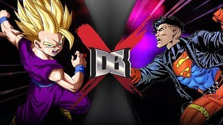 Gohan VS Superboy (Dragon Ball VS DC Comics) | DBX
