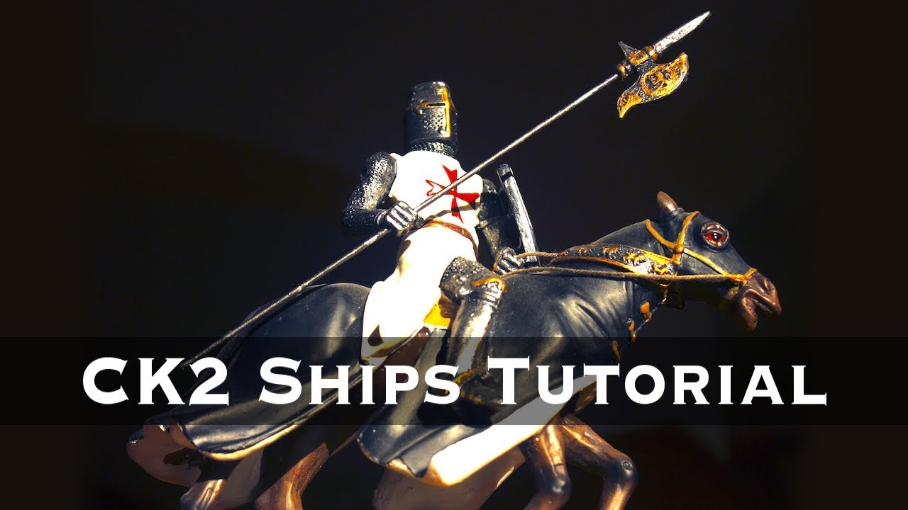Crusader Kings 2 Ships Tutorial
