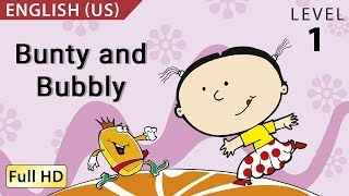 "Bunty and Bubbly: Learn English (US) with subtitles - Story for Children ""BookBox.com"""