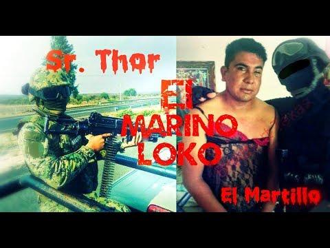 RAP DEL MARINO LOKO - MC RAZO FT J.R