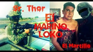 RAP DEL MARINO LOKO MC RAZO FT J R