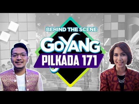 Pantau Quick Count Pilkada Sambil Joget? || RTVlog Behind The Scene Goyang Pilkada 171