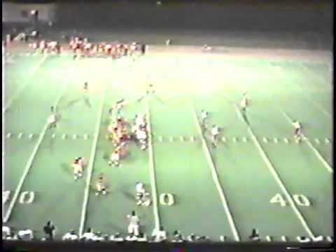 1992 - Midland High at Flint Northern Football