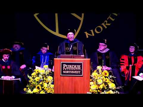PNW Fall Commencement Hammond Campus - Afternoon December 9, 2017