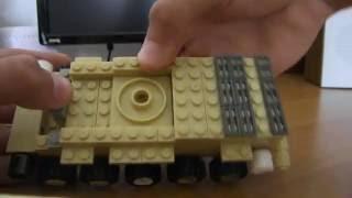 Т-54 з лего # 18
