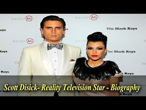 Scott Disick - Reality Television Star - Biography