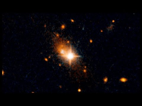 Hubble Detects a Rogue Supermassive Black Hole