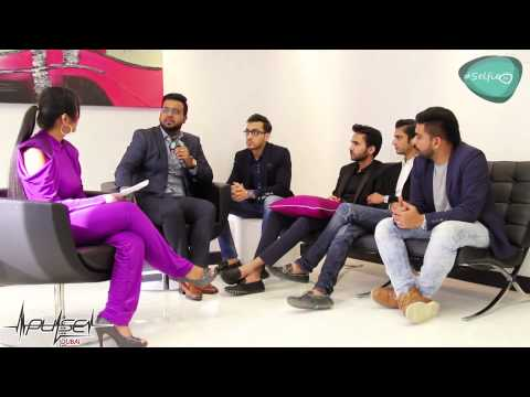 Pulse Dubai Team in conversation