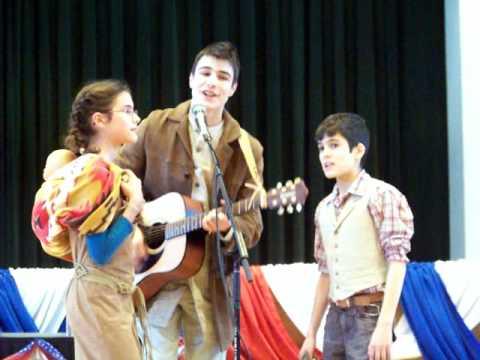 Lewis and Clark and Sacagawea-Song