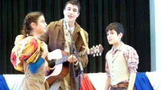 Lewis and Clark and Sacagawea-Song