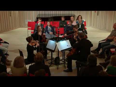The Bell Quartet - Golijov