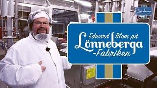Edward Blom på Lönneberga-fabriken