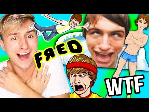 Thumbnail: PLAYING WEIRD FRED GAMES ONLINE