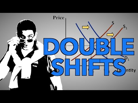 double shift Last week, one of our posts, when is an employee paid double time my son had to work a double shift doing security because 3 people didn't show up.