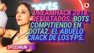 #Speedrun 16/07: Dreamhack y bots en dotA 2