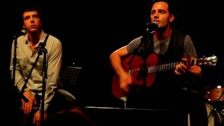 'AHEAD BY A CENTURY' by The Tragically Hip - performed by Ramin Karimloo & Alex Gaumond
