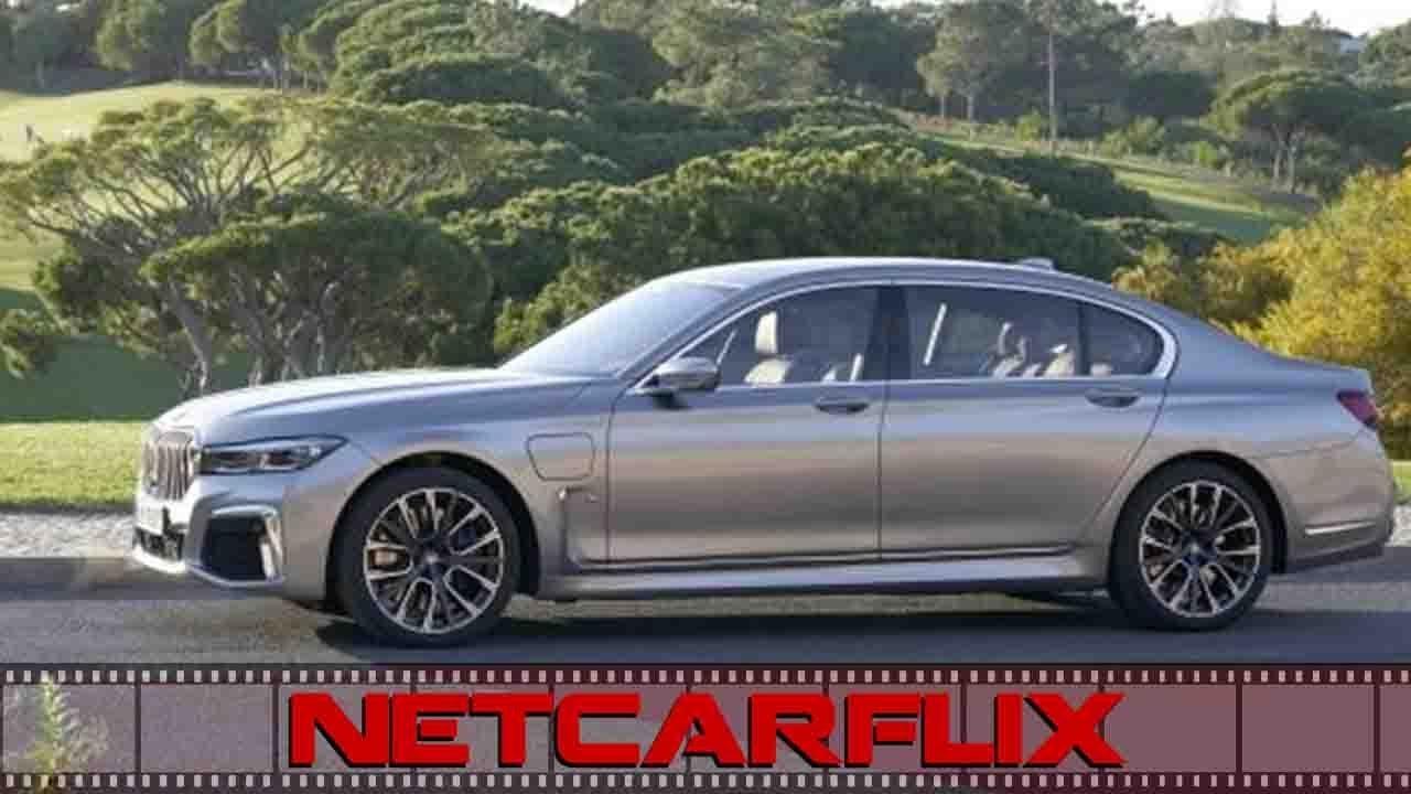 2020 BMW 745Le xDrive | Donington Grey & Black |