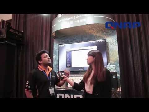 [QNAP World Tour 2016 - Taipei]  QNAP QmailAgent