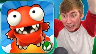 MEGA JUMP (iPhone Gameplay Video)