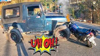 STUPID, CRAZY & ANGRY PEOPLE VS BIKERS 2021 - BIKERS IN TROUBLE [Ep.#988]