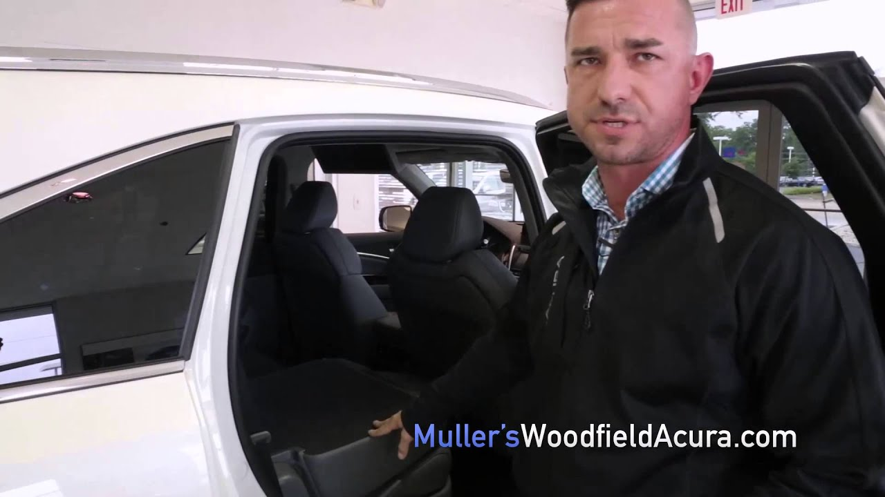 Mullers Woodfield Acura >> Muller S Woodfield Acura 2016 Acura Mdx Youtube