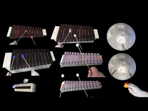 Baby Shark On Orff Instruments!