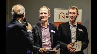 'De fluïde organisatie' Lanceringsevent 6 febr. 2018 Leuven