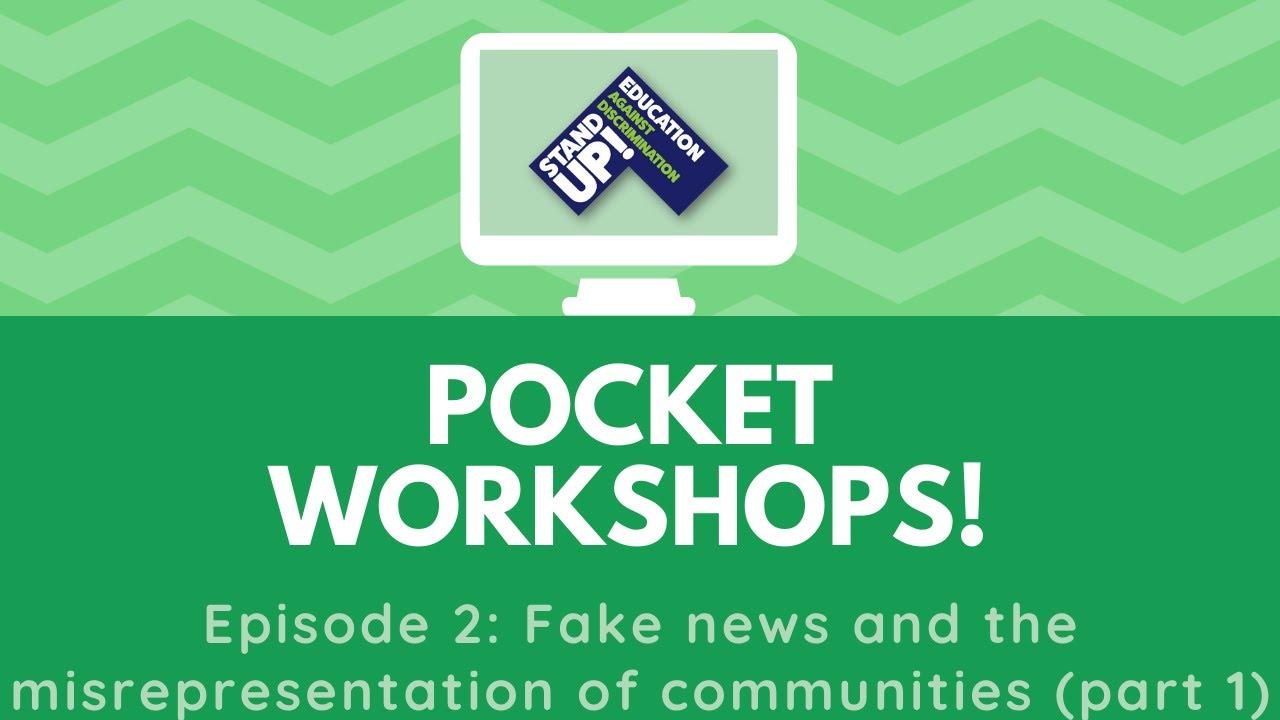 Pocket Workshop: Fake News (part 1)