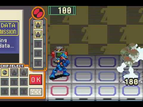 Mega Man Battle Network 1 any% RTA in 1:27:17