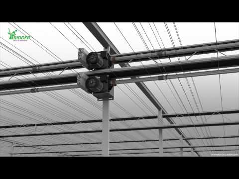 Ridder - Solutions for glass greenhouses